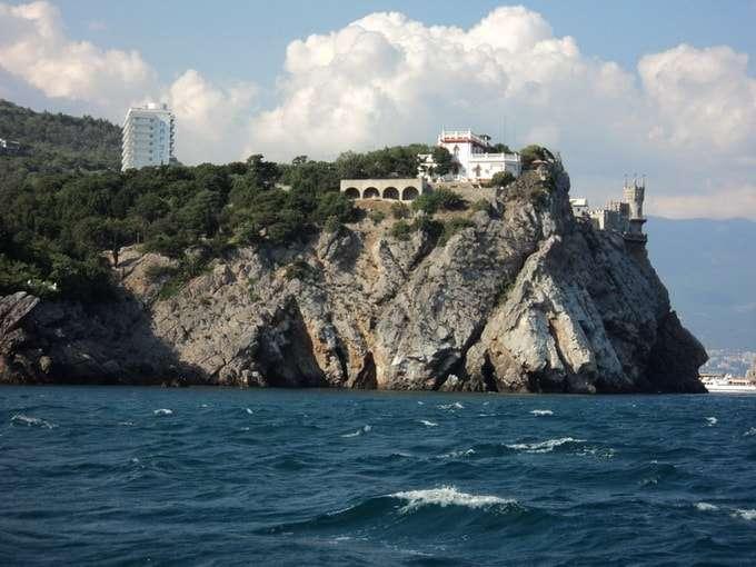 достопримечательности южного берега крыма