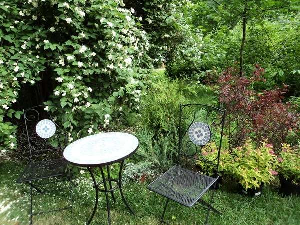 дизайн садового участка своими руками фотогалерея