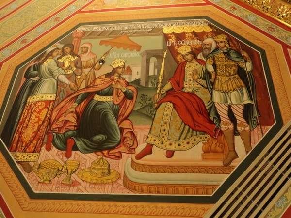 дворец царя в коломенском
