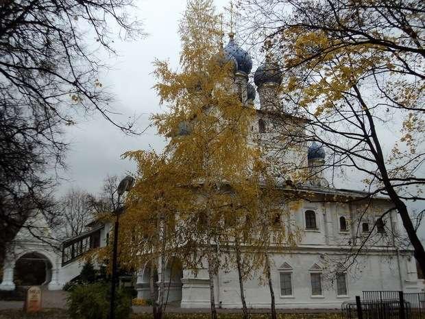 коломенское казанская церковь