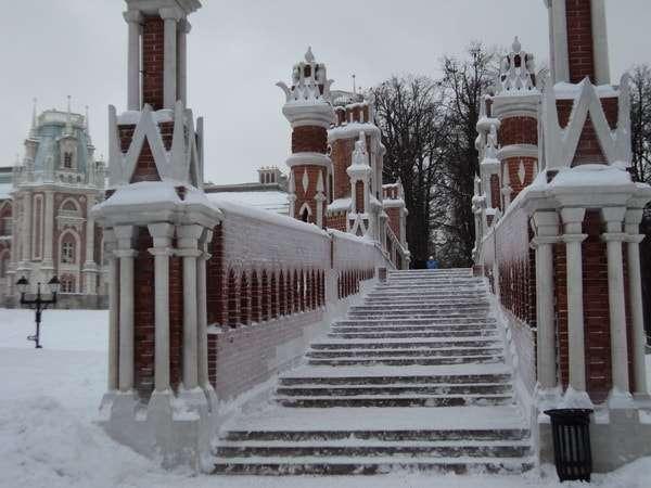 фото парк царицыно