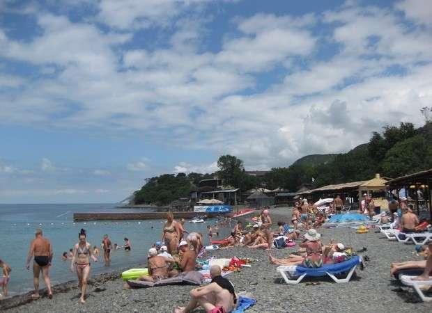 большой утриш фото пляжа