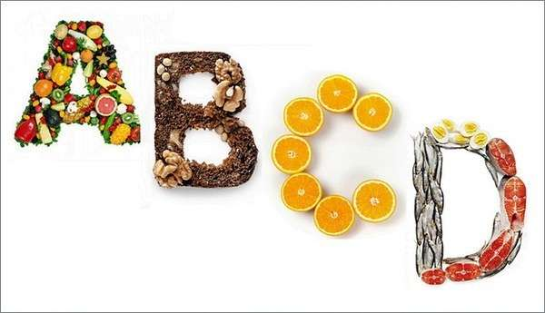 какие нужны витамины