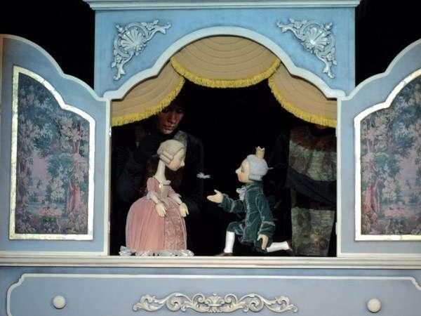 детский кукольный театр в москве