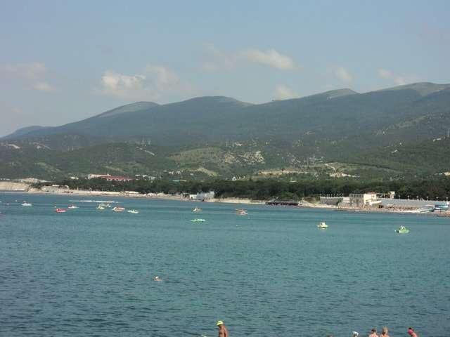 кабардинка фото поселка и пляжа