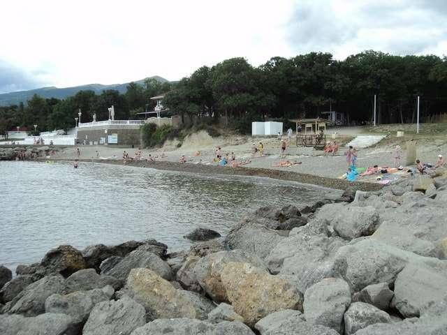 кабардинка фото поселка и пляжа 2016