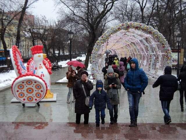 в москве фестиваль масленицы