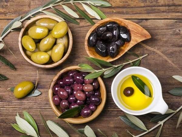 оливки польза и вред для организма