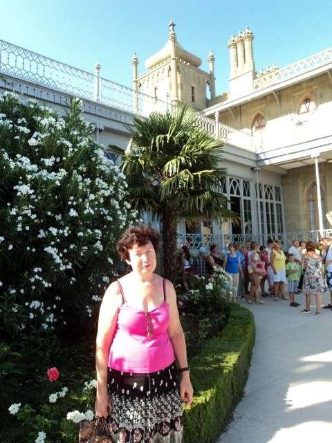 воронцовский дворец адрес