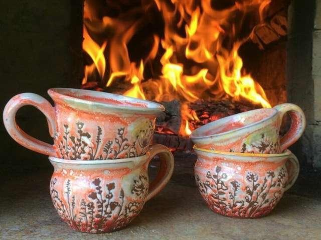 керамическая посуда своими руками