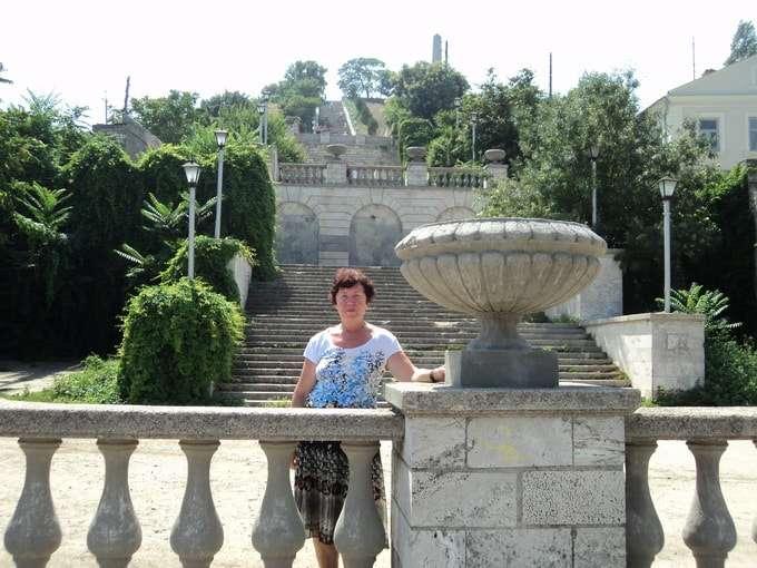 митридатская лестница в керчи фото