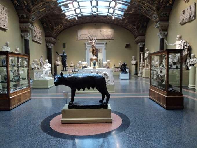 музей изобразительных искусств пушкина
