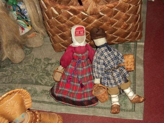 музей льна и бересты кострома