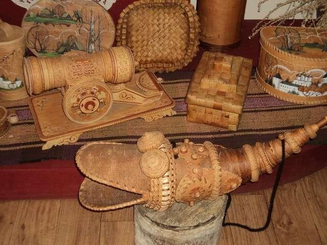 музей бересты кострома