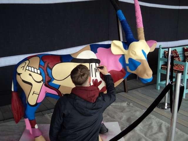 выставка катар в парке горького