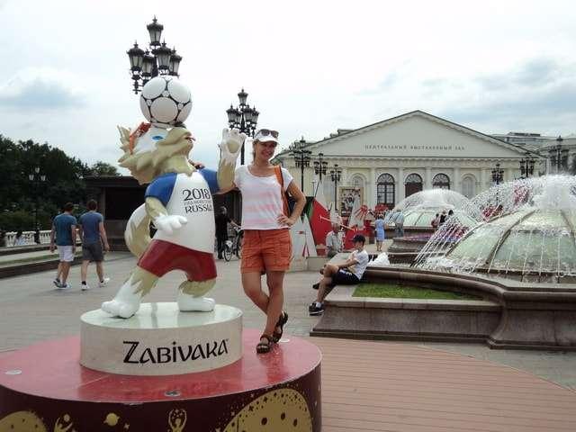 талисман чемпионата мира по футболу 2018 фото