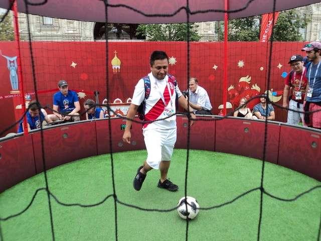парк футбола в москве