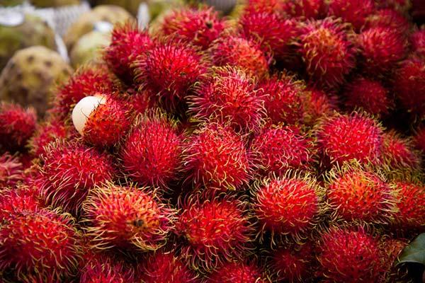 экзотические фрукты из тайланда фото с названиями