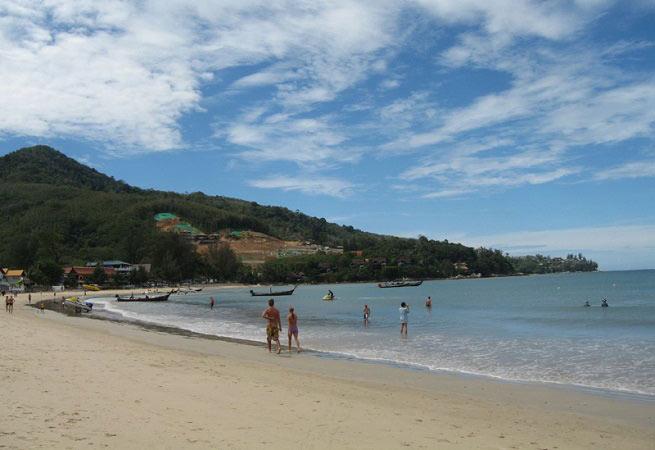 на каком пляже лучше отдыхать на пхукете