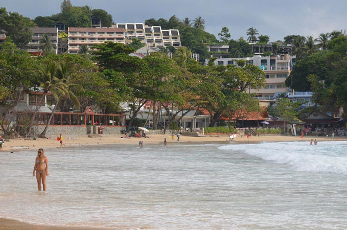пляж ката бич пхукет фото и описание