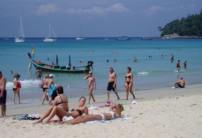 пляжные развлечения