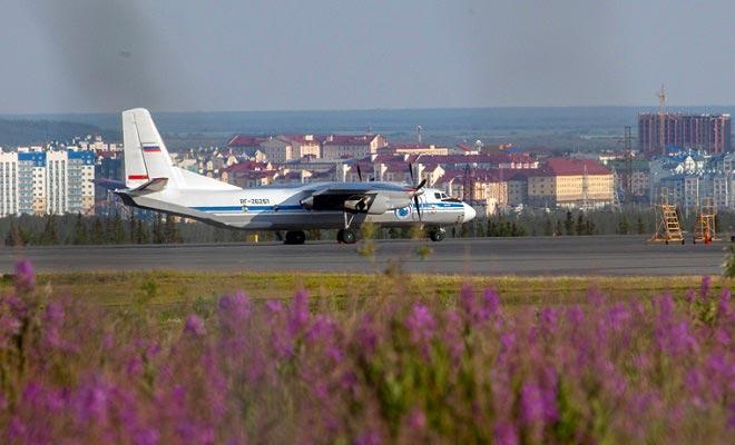 салехард аэропорт