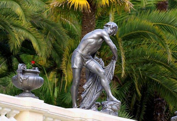 скульптура сочинский дендрарий
