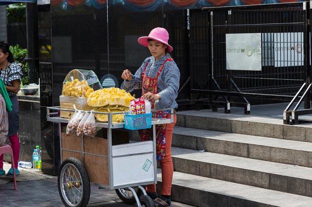 торговля едой