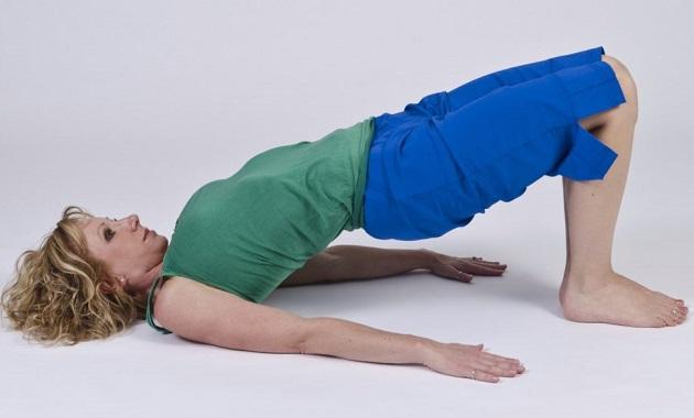 при защемлении седалищного нерва гимнастика