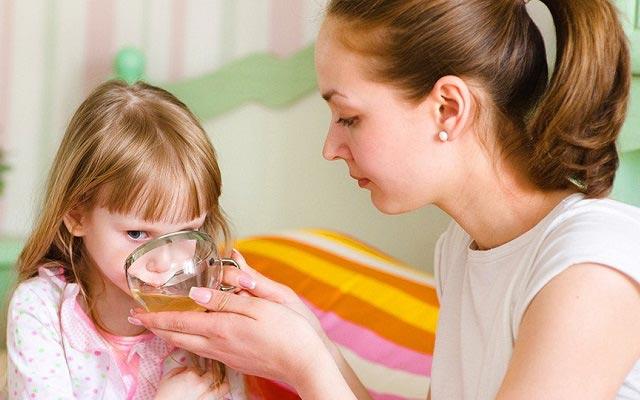 лекарства от простуды для детей