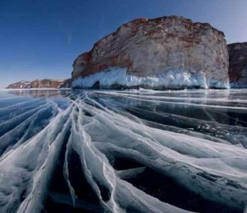 самое большое пресноводное озеро в мире