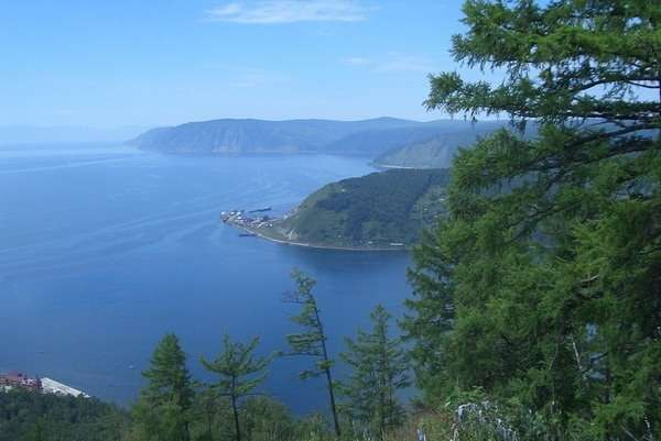 байкал самое глубокое озеро в мире