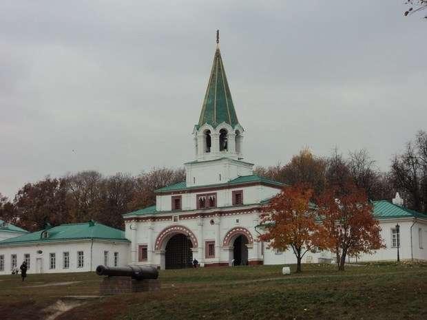 музей заповедник коломенское фото