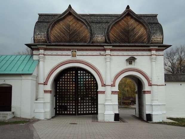 спасские ворота
