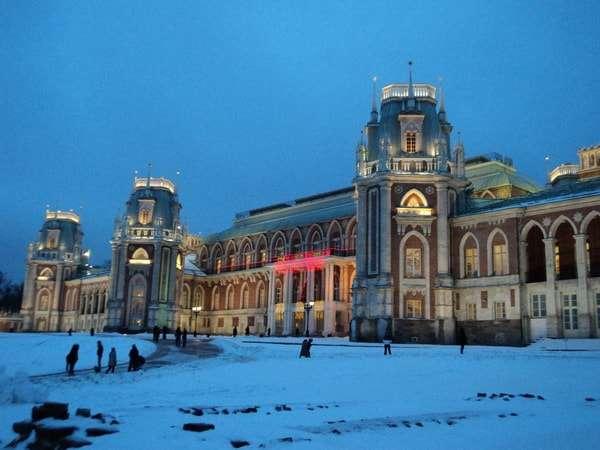 царицынский дворцовый ансамбль