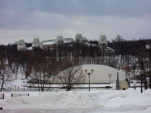 парк царицыно как добраться