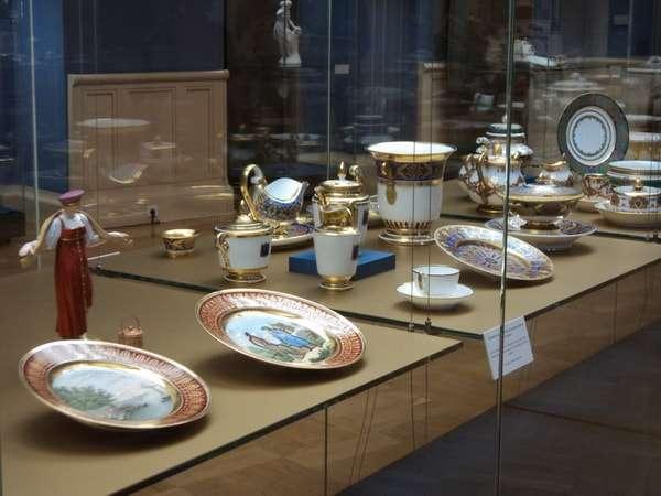 выставка императорского фарфора в царицыно