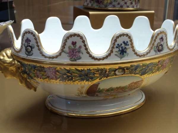 посуда императорский фарфор
