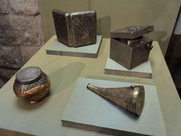 выставка серебра в царицыно