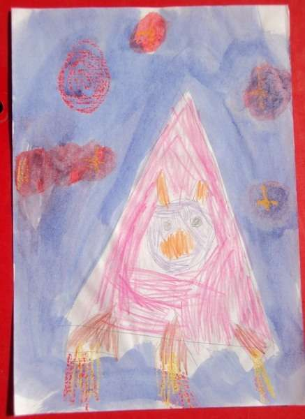 дети рисуют мир рисунки