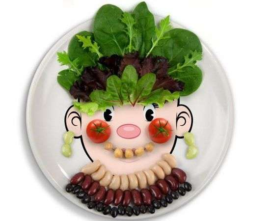 полезные овощи зелень