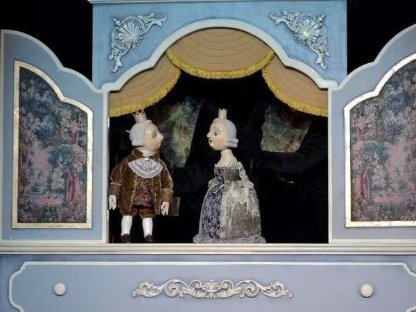 кукольный театр москва
