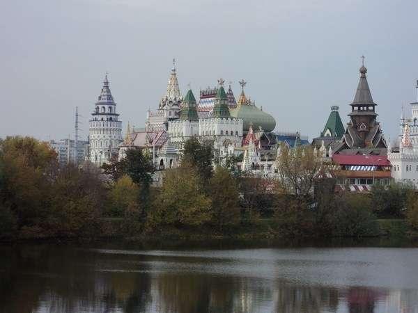 кремль в измайлово фото