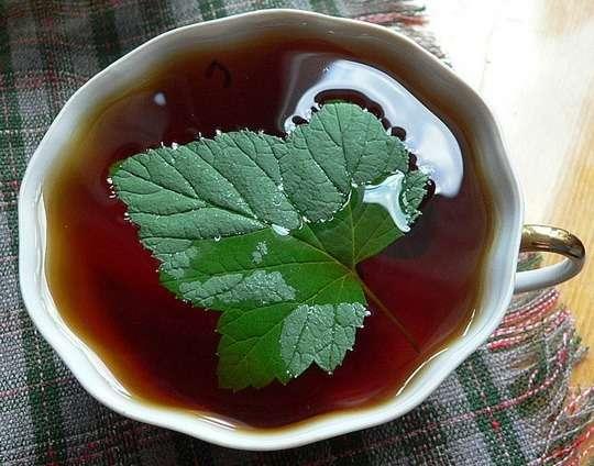 ароматный полезный чай