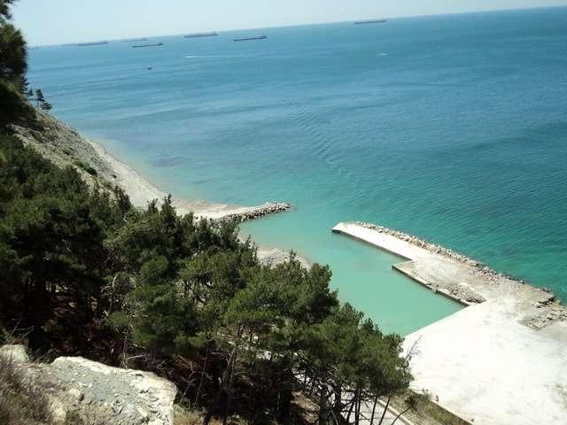кабардинка фото поселка и пляжа достопримечательности
