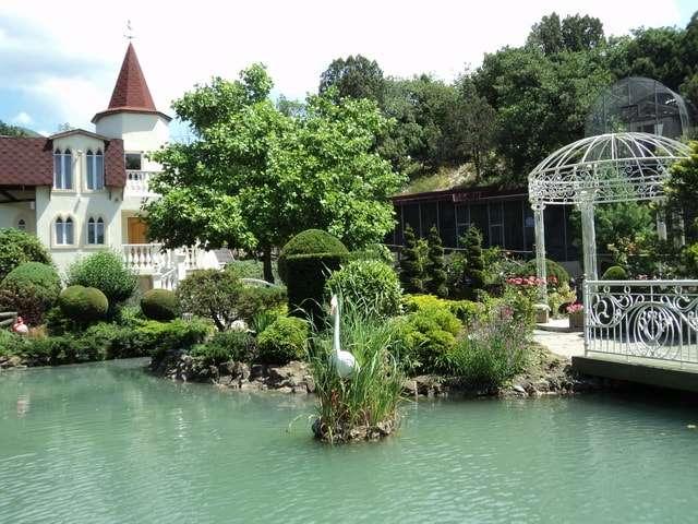 кастальская купель озеро
