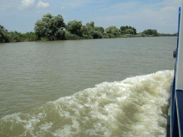 река кубань за бортом
