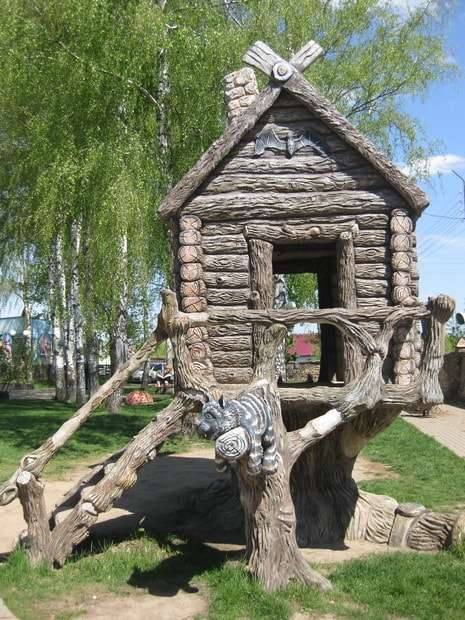 парк три богатыря козельск фото