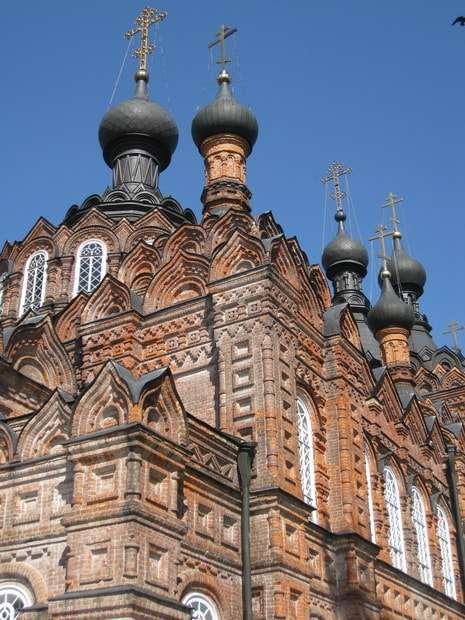 храм шамордино