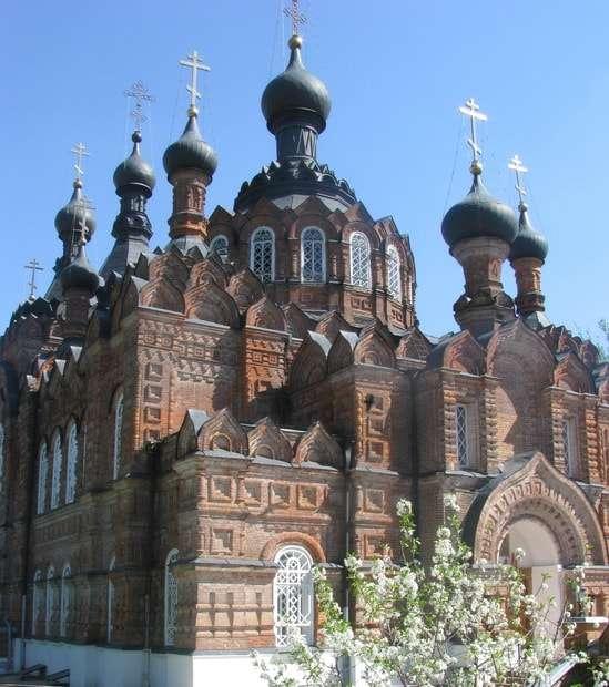 шамордино женский монастырь фото